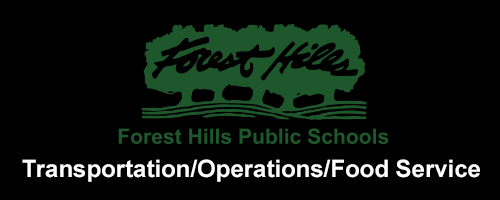 FHPS logo with Transportation Operations and Food Service words